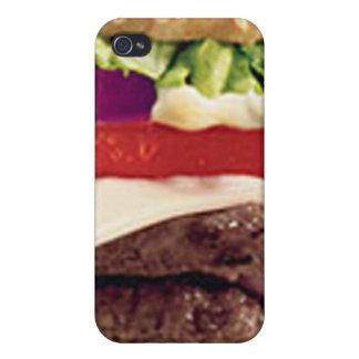 Cheeseburger iPhone 4 Case