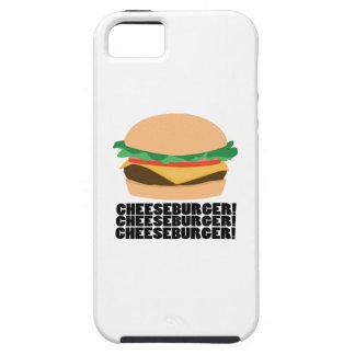 Cheeseburger iPhone 5 Carcasas