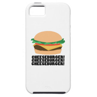 Cheeseburger iPhone SE/5/5s Case