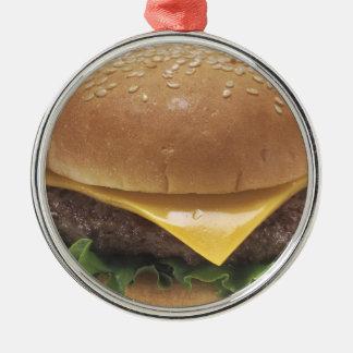 Cheeseburger Ornaments