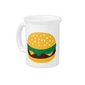 Cheeseburger Pitchers