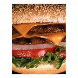 Cheeseburger Postales