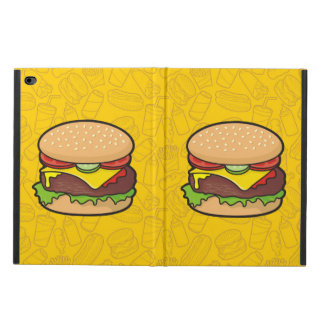 Cheeseburger Powis iPad Air 2 Case