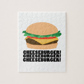 Cheeseburger Puzzle Con Fotos