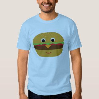 Cheeseburger retro poleras