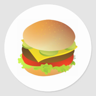 Cheeseburger Round Two Recipe — Dishmaps