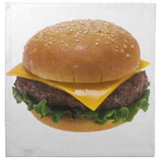 Cheeseburger Servilleta