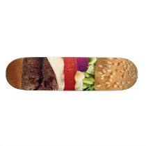 Cheeseburger Skateboard Pro