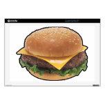 Cheeseburger Skins Para Portátil