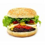 "Cheeseburger Statuette<br><div class=""desc"">burger,  cheeseburger,  hamburger,  fast,  cheese,  meal,  lunch,  bun,  sandwich,  dinner,  food,  beef,  sesame,  american,  snack,  fastfood,  ham,  beefburger</div>"