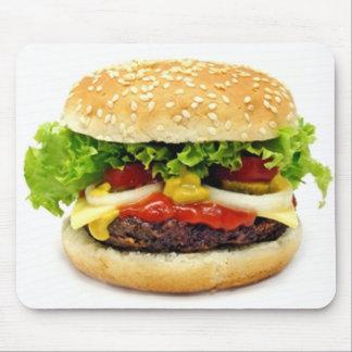 Cheeseburger Tapetes De Ratones