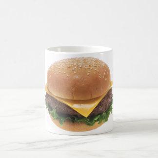 Cheeseburger Taza Clásica