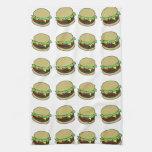 Cheeseburger Toalla De Cocina