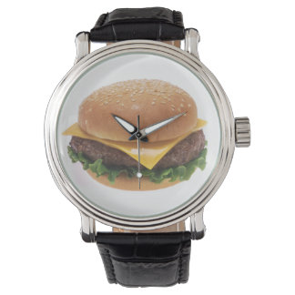 Cheeseburger Watches