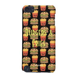 Cheeseburger y fritadas