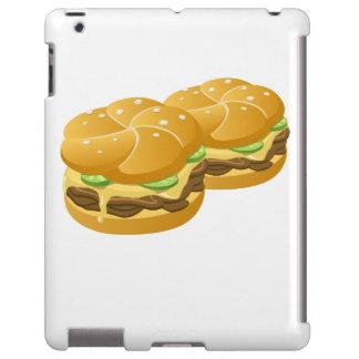 Cheeseburgers Funda Para iPad