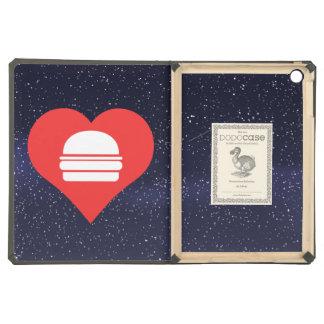 Cheeseburgers Pictogram iPad Air Case