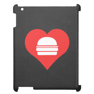 Cheeseburgers Pictogram iPad Covers