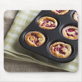 Cheesecake Cupcakes Mouse Pad