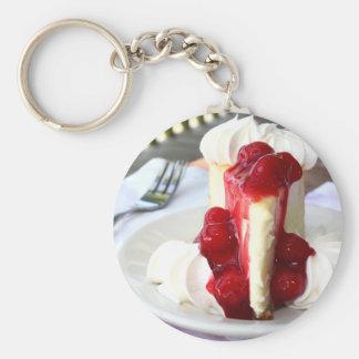 Cheesecake Keychain