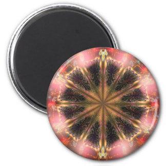 Cheesecake 2 Inch Round Magnet
