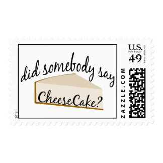 Cheesecake Postage