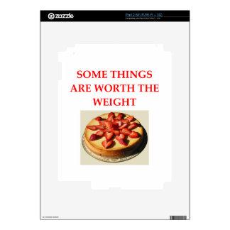 cheesecake skin for iPad 2