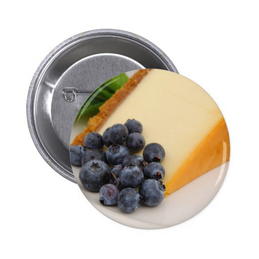 Cheesecake With Fruit Pin
