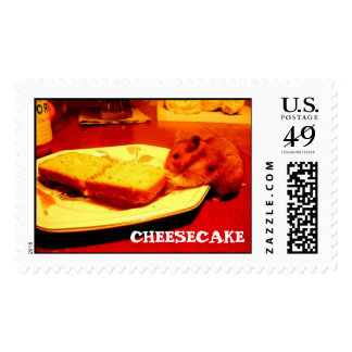 Cheesecake's Sandwich Postage