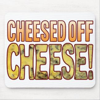 Cheesed del queso verde tapetes de raton