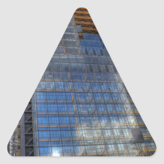 Cheesegrater products triangle sticker