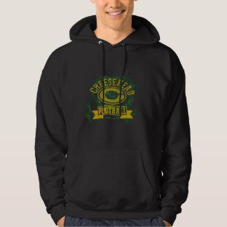 Cheesehead4 Hooded Sweatshirt