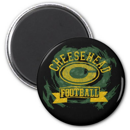 Cheesehead4 Magnets