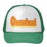 Cheesehead cap mesh hat