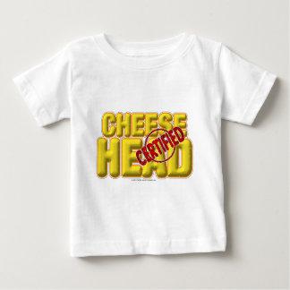 CheeseHead certificado Poleras