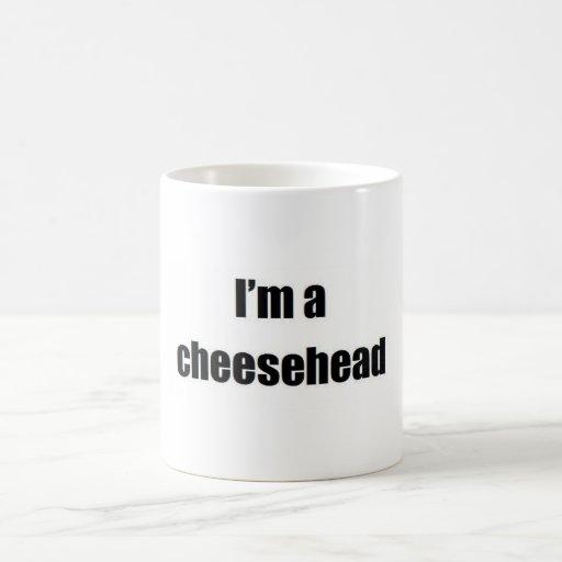 Cheesehead Taza Clásica
