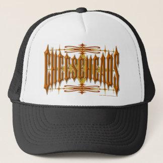 Cheeseheads Metal Trucker Hat