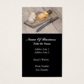 Cheesemaker Business Card