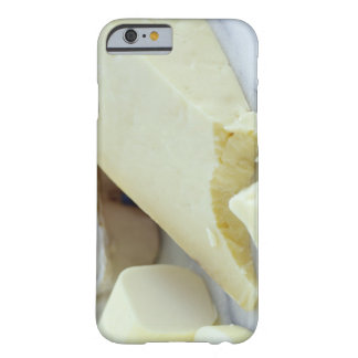 Cheeses and eggs. Eggs are rich in protein and Barely There iPhone 6 Case