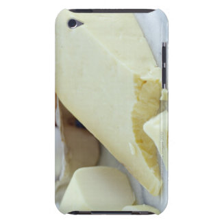 Cheeses and eggs. Eggs are rich in protein and Barely There iPod Case