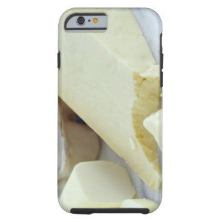 Cheeses and eggs. Eggs are rich in protein and Tough iPhone 6 Case