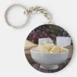 Cheeses Keychain