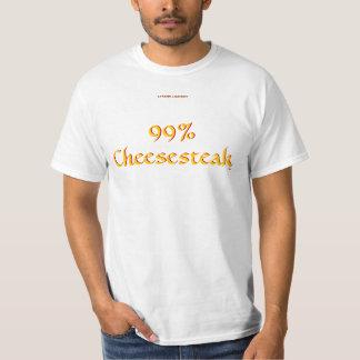 Cheesesteak del 99% playera