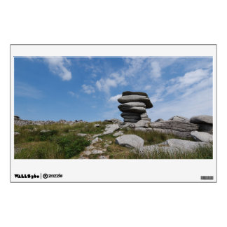 Cheesewring, Stowe's Hill, Minions, Cornwall, UK Wall Decal