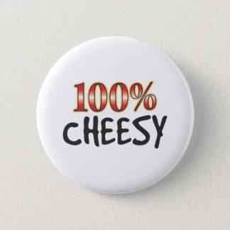 Cheesy 100 Percent Button