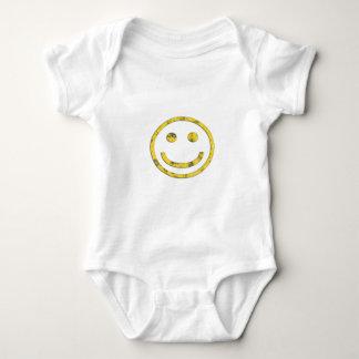 Cheesy Grin Baby Bodysuit