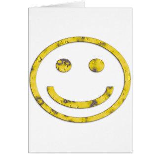 Cheesy Grin Card