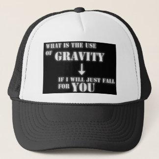 Cheesy Love Quotes Trucker Hat