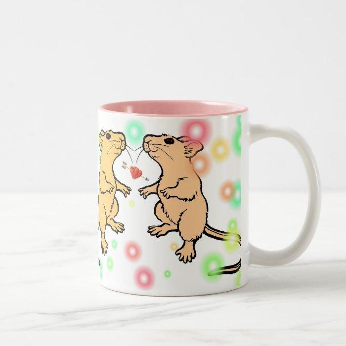 Cheesy Mice Mug