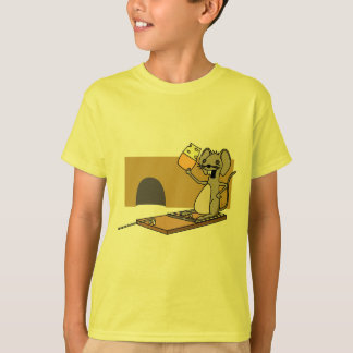 Cheesy Mouse T shirt